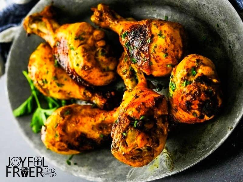 OMORC Air Fryer recipes