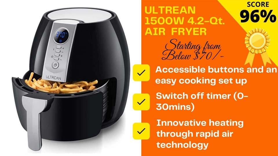 Ultrean Air Fryer