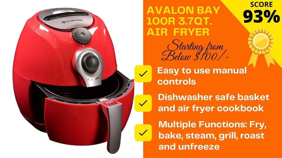 Avalon Bay air fryer