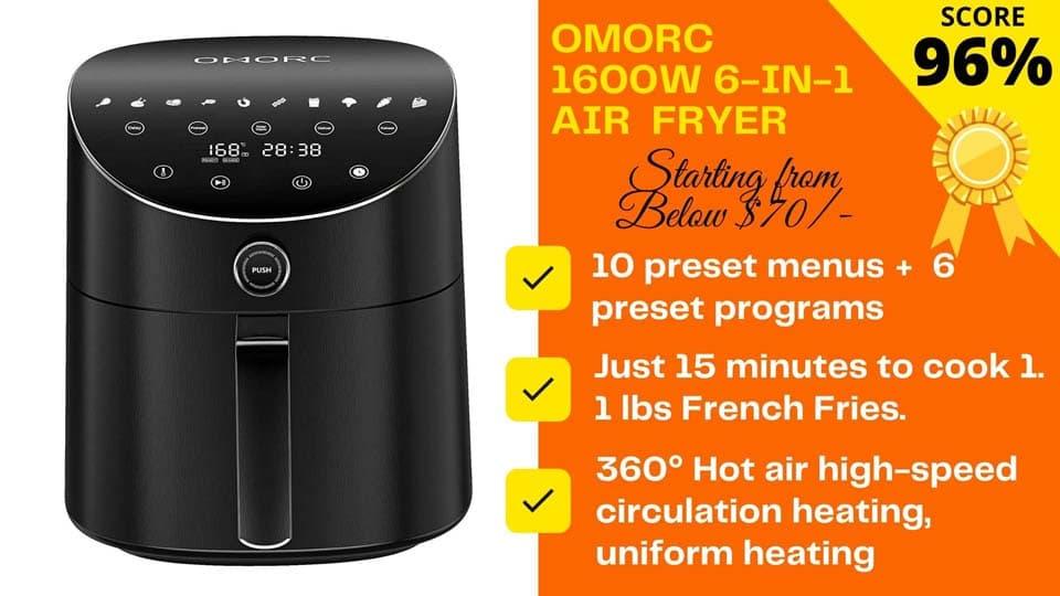 Modernhome Air Fryer
