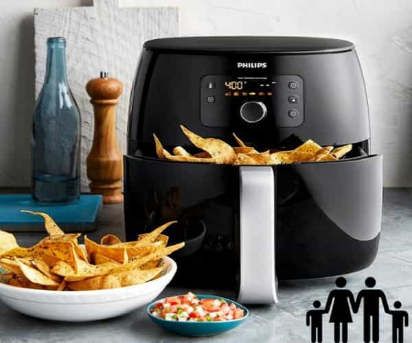 Best Air Fryer For a Family of 4